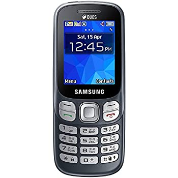 Samsung Guru Music 2 SM-B310E (White): Amazon in: Electronics