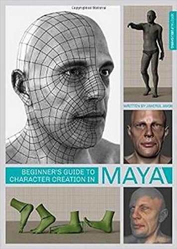 Beginner's Guide to Character Creation in Maya -