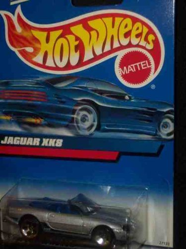 #2000-165 Jaguar XK8 Collectible Collector Car Mattel Hot Wheels 1:64 Scale by Hot Wheels