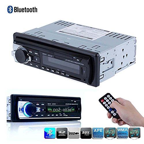 Auto Radio Audio USB/SD/MP3-Player Receiver Bluetooth Freisprecheinrichtung mit Fernbedienung Unterstützung Radio/AUX/BLUETOOTH TELEFON-Funktion