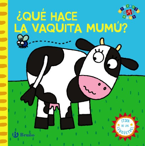 ¿Qué hace la vaquita Mumú? / What does the vaquita mumu?
