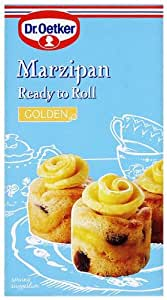Dr. Oetker Golden Marzipan 454 G (Pack of 6)