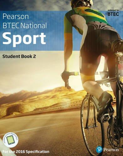 BTEC Nationals Sport Student Book 2 + Activebook: For the 2016 specifications (BTEC Nationals Sport 2016)