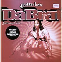 Ghetto Love [Vinyl Single]