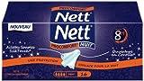 Nett Tampons Pro Comfort Nuit Super x 16 Lot de 4