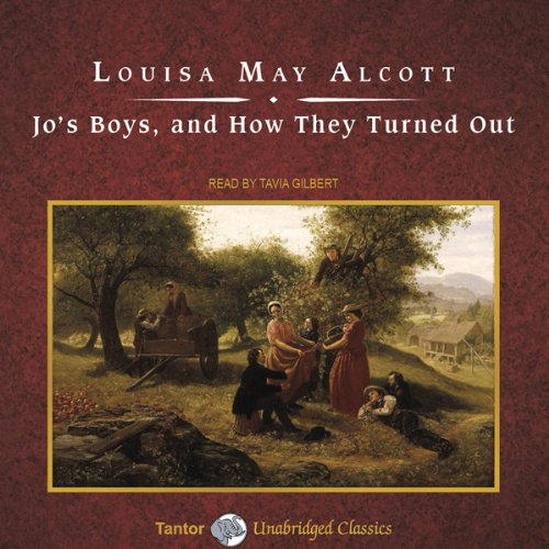 Jo's Boys, and How They Turned Out  Audiolibri