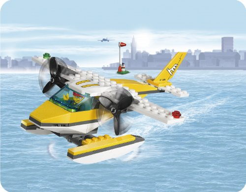 Wasserflugzeug - Aufblasbarer