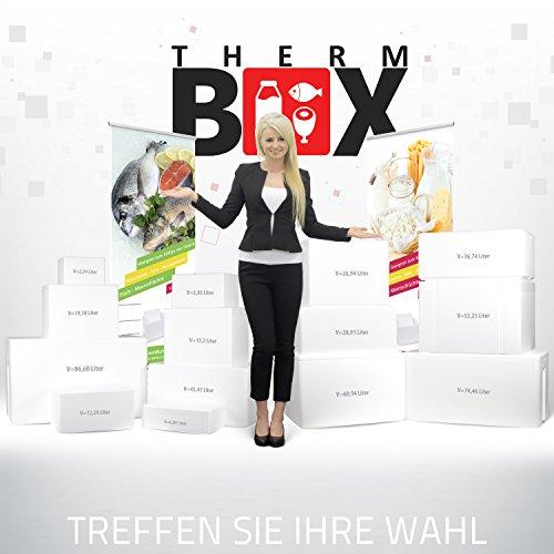 Styroporboxen-in-verschiedenen-gren-2-bis-88-Liter-L-XXL-Isolierbox-Thermobox-Khlbox-Warmhaltebox-Wei-und-Schwarz-in-Profiqualitt-Art-der-BoxL-1958L-400x300x300cm-d30cm