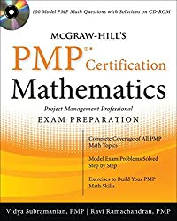 McGraw-Hill's PMP Certification Mathematics with CD-ROM by Vidya Subramanian (2010-04-01)