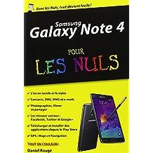 Samsung Galaxy Note 4 pour les Nuls version poche