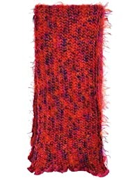 Toutacoo, Women's Multicoloured Woollen Scarf - Made in France