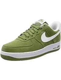 Nike Air Force Weiß Grün