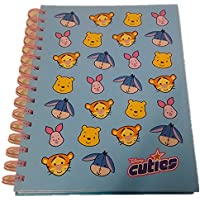 Disney Cuties A5 Notebook with Dividers by Disney