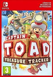 Captain Toad: Treasure Tracker DEMO - Switch Download
