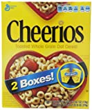 Best General Mills Grain Mills - General Mills Cheerios Toasted Whole Grain Oat Cereal Review