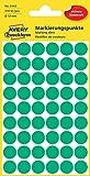 Avery Zweckform 3143 Markierungspunkte grün