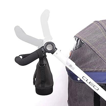 IbiyayaExpress Travel System Denim Pet Stroller 6