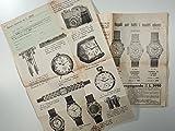 Ditta Beco. Torino. Importazione e fabbricazione orologi. Vendita all'ingrosso e al dettaglio. Catalogo generale n. 158. Anno 1955
