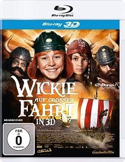 Wickie auf großer Fahrt in 3D [3D Blu-ray] (B007L00PWU) | Amazon price tracker / tracking, Amazon price history charts, Amazon price watches, Amazon price drop alerts
