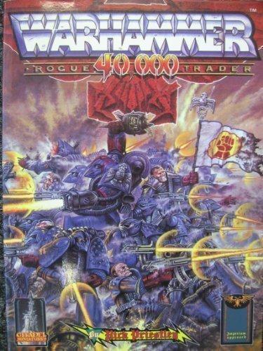 Rogue Trader (Warhammer 40,000) by Rick Priestley (1992-08-02) par Rick Priestley