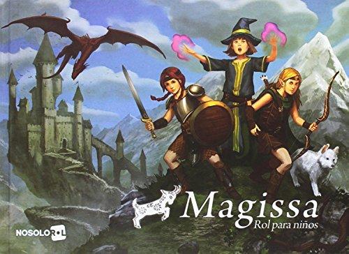 Magissa: Rol para niños por Eddana Patsaki
