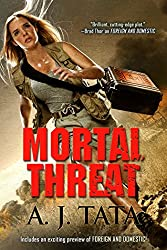 Mortal Threat: ISIS Steals Ebola Cure (Threat Series Book 4)