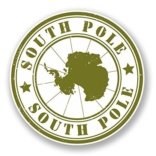2-x-10cm-antarctica-south-pole-sticker-car-laptop-decal-travel-luggage-tag-5963-10cm-x-10cm