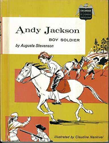 Andy Jackson Boy Soldier