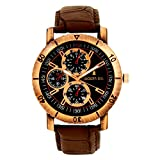 Golden Bell Analogue Multi-Colour Dial W...