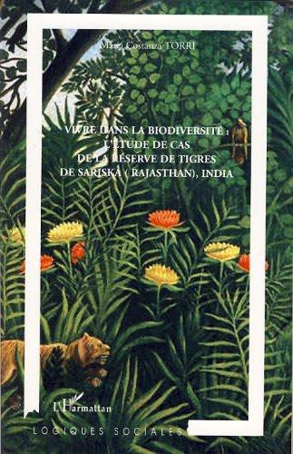 Vivre dans la biodiversité :: L'étude de cas de la réserve de tigres de Sariska (Rajasthan), India