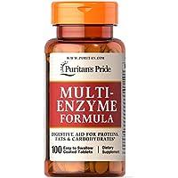 Multi Enzyme Formula 100 Tabletten 10332 preisvergleich bei billige-tabletten.eu