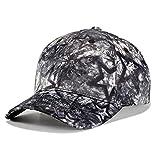 Herren & Damen Baseball Cap, Stickerei Basecap Snapback Hut Kappe Mütze - Sportlich, Straße Hiphop