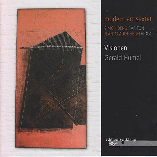 Visionen für Bariton und Ensemble: Das Auge des Entdeckers