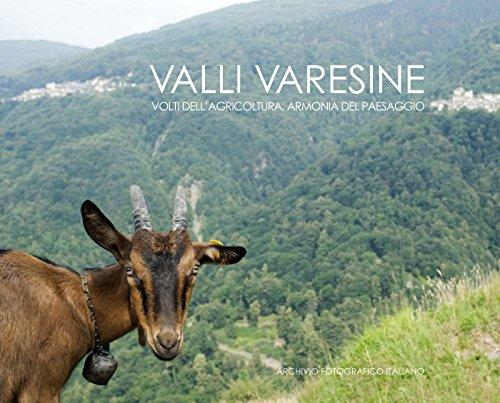 Valli Varesine. Volti dell'agricoltura, armonia del paesaggio. Ediz. italiana e inglese