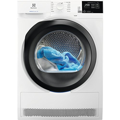 Electrolux EW7HL81B4 Asciugatrice (Carico frontale, 8kg, A+, tumble dryer), Bianco
