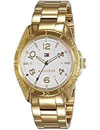 Tommy Hilfiger Analog White Dial Women's Watch-TH1781638J