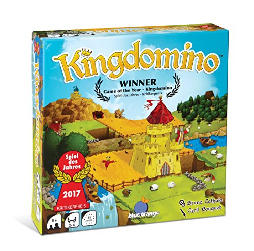 Blue Orange Jeu de Société Kingdomino par 03600