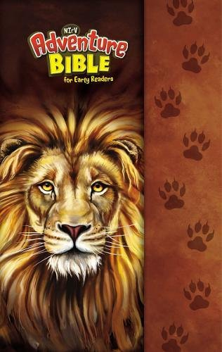 NIrV, Adventure Bible for Early Readers, Hardcover,