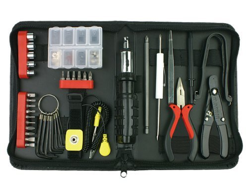 Rosewill RTK 045 45-teilig Werkzeugset für PC