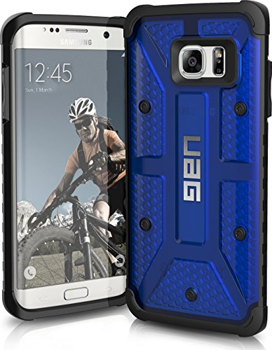 UAG Samsung Galaxy S7 Edge [5.5-inch screen] Feather-Light Composite [COBALT] Military Drop Tested Phone Case (Blue)  available at amazon for Rs.2490