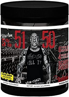 5% Nutrition 5150 Pre Workout 300g - Passionfruit from 5% Nutrition