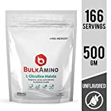 #8: Advance Nutratech BulkAmino L-Citrulline Malate 2:1 Unflavored Raw Powder Pouch 500 g