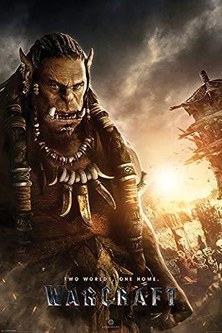 Poster Warcraft - Poster Warcraft - Durotan - affiche à