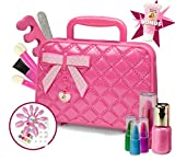 #8: Pre10D Genius Kids Makeup Kit for Girl with Remover | Washable & Non Toxic Princess Cosmetic Set Case Ideal Toddlers Little Girls