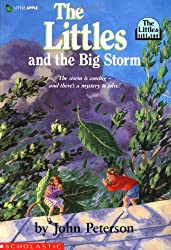 The Littles and the Big Storm (Littles First Readers)