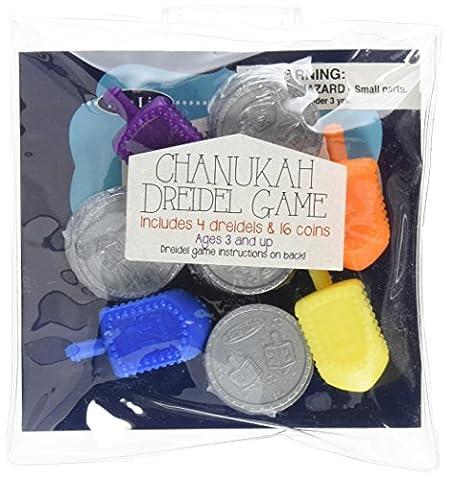 Rite Lite Chanukah-Spiel Dreidel
