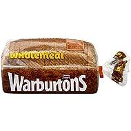 Warburtons Wholemeal Medium Bread, 800 g