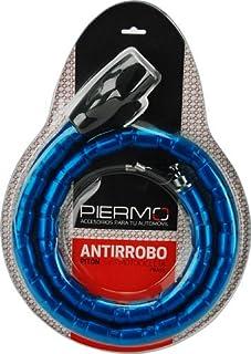 Piermo 8435353710993 1.2 m Candado Antirrobo para Motocicleta