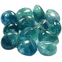 budawi® - Fluorit blau Trommelstein Heilstein ca. 20 - 25 mm, blauer Fluoritstein getrommelt preisvergleich bei billige-tabletten.eu
