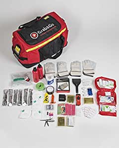 Grab&Go™ Emergency Kit 4 Personen